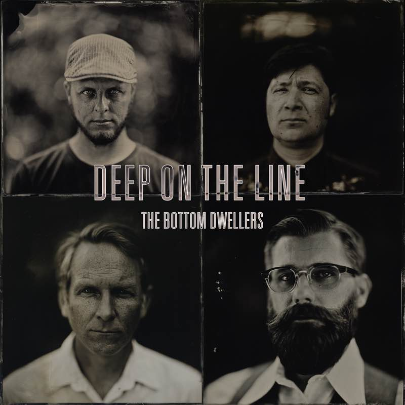 Deep on the Line album cover