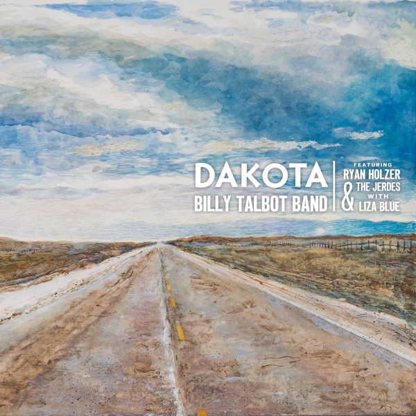 Dakota album cover by the Billy Talbot Band