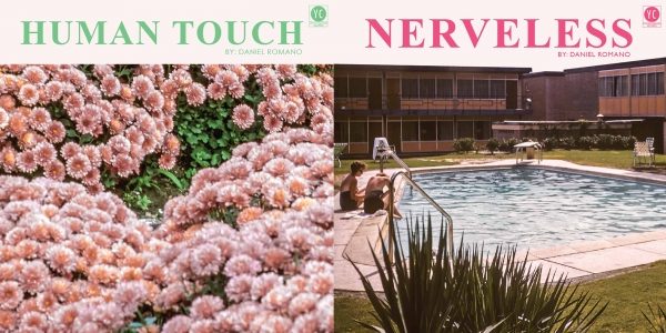 Daniel Romano Human Touch and Nerveless Album Covers