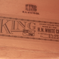 King Moretone serial number