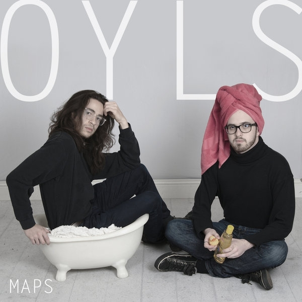 OYLS Maps single cover