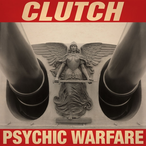 Psychic Warfare album cover