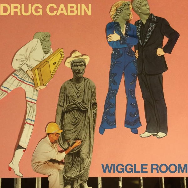 Drug Cabin Wiggle Room album cover
