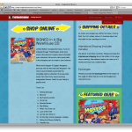 Imagination Movers shop