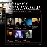 Lindsey Buckingham releases page