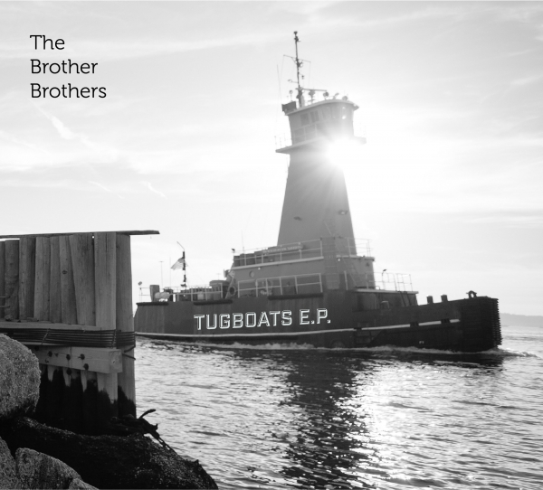 The Brother Brothers Tugboats E.P. album cover